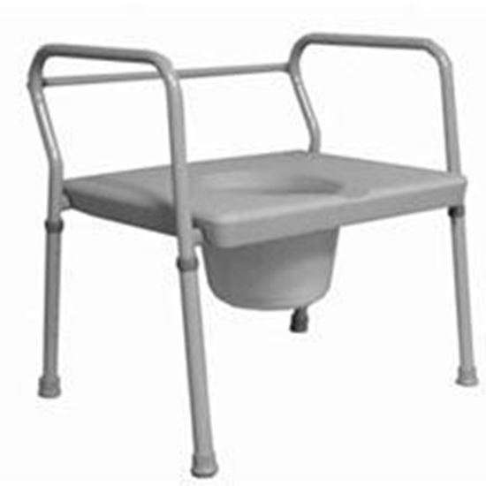 Picture of Roscoe Bariatric Commode, Extra Wide (24-inch)