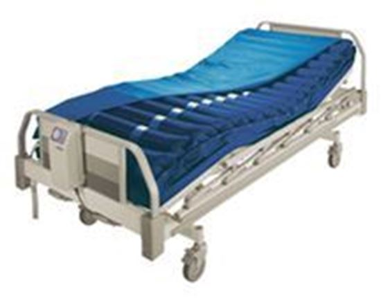 "Picture of Genesis III 5"" Low Air Loss Mattress, Alternating Pressure"