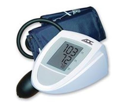 Picture of ADC Advantage™ Semi-Auto Digital Blood Pressure (BP) Monitor, Navy, Adult