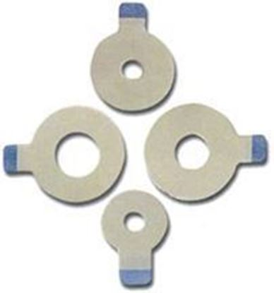 Picture of Adhesive Electrode Washer, 8mm Inside Diameter x 22mm Outside Diameter