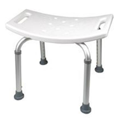 Picture of Adjustable Bath Bench without Back