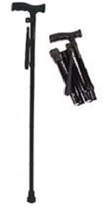 Picture of Adjustable Folding Cane