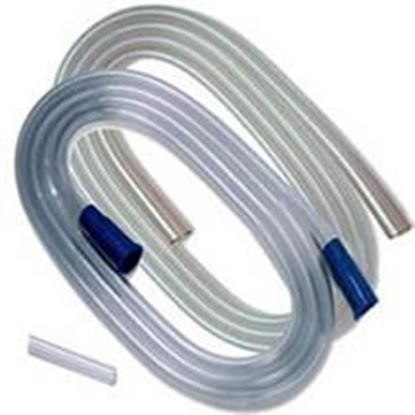 "Picture of Argyle™ Suction Tubing with Molded Connectors, 1/4"" x 10', Sterile, Latex Free"