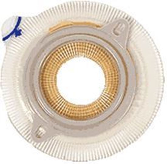 "Picture of Assura® Extended Wear Barrier, Cut-to-Fit Stoma 3/8""-1¾"", 2-Piece, Flat"