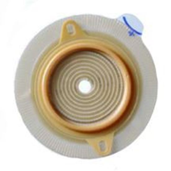 "Picture of Assura® Standard Wear Barrier, Stoma 3/8-2¼"", 2-Piece, Flat"