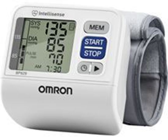 Picture of Automatic Wrist Blood Pressure Monitor 3 Series™, Irregular Heartbt Dtctr, Adult