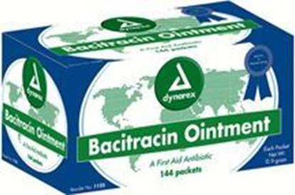 Picture of Bacitracin Ointment USP, 0.9 g Foil Packet