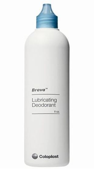 Picture of Brava® Lubricating Deodorant, 8oz Bottle