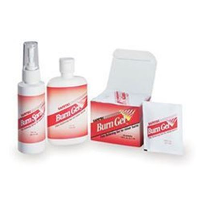 Picture of Burn Gel 4oz. squeeze bottle