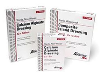"Picture of Calcium Alginate Dressing, 4 1/4"" x 4 1/4"""