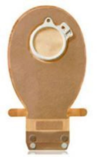 """Picture of Click MAXI Drainable Urostomy Pouch,655ml,11½"""",B=3 15/16"""",C=1 9/16"""",2-Piece,Opaq"""