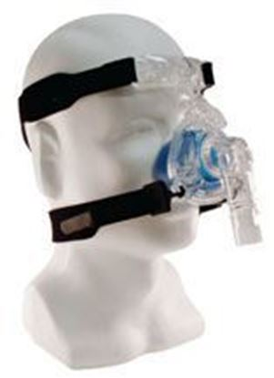 Picture of ComfortGel Blue Nasal Mask with Headgear, Medium