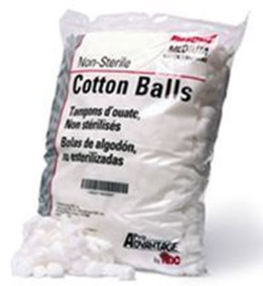 Picture of Cotton Balls, Medium, 1000/bag