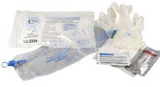 Picture of Cure Catheter® Closed System Kit, 10Fr