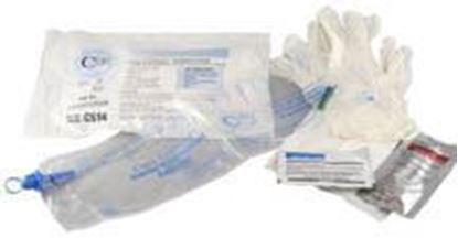 Picture of Cure Catheter® Closed System Kit, 12Fr
