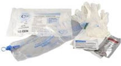 Picture of Cure Catheter® Closed System Single, 8Fr