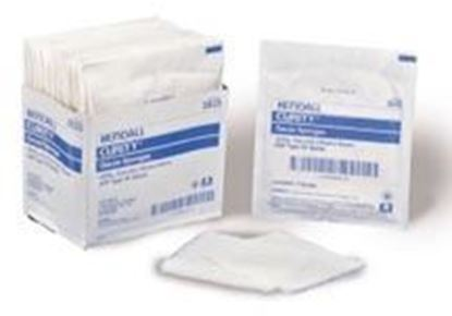 "Picture of Curity™ Gauze Sponges ,12-Ply, 4"" x 4"", Sterile, 10's in Soft Pouch"