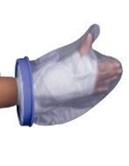 """Picture of DMI® Adult Hand Cast & Bandage Protector, Latex Free, 12"""""""