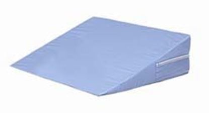 "Picture of DMI® Foam Bed Wedge 7"" x 24"" x 24"", Blue"