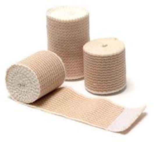 "Picture of Elastic Bandage, Knit, Self Closure, 4"" x 5 yds"