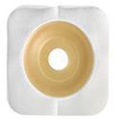 "Picture of Durahesive® Convex Skin Barrier, ½-7/8"" Mold-to-Fit Stoma, Box/10, White"