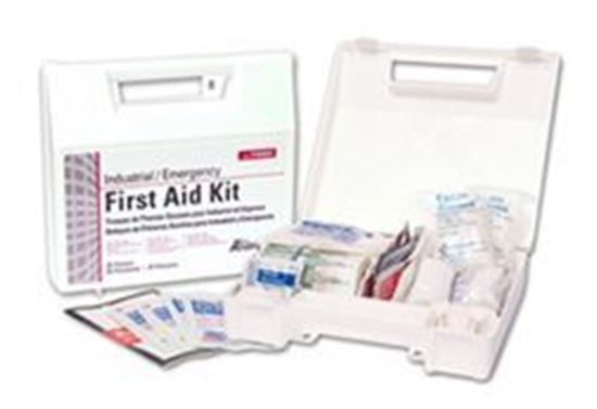 Picture of First Aid Kits, 25 Person First Aid Kit, 158 pieces