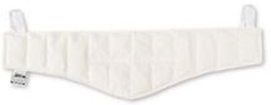 """Picture of Hydrocollator® Hot Pac™ - Moist Heat Hot Pac, 24"""" x 17"""" Neck Contour, White"""