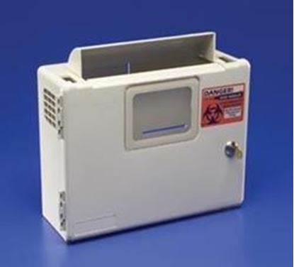 "Picture of In-Room™ System Wall Enclosure, 2qt & 5qt Containers, 11.75""H x 5.5""D x 13""W"