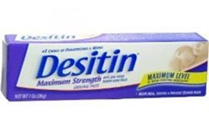 Picture of J&J Desitin® Ointment, Maximum Strength, 1 oz