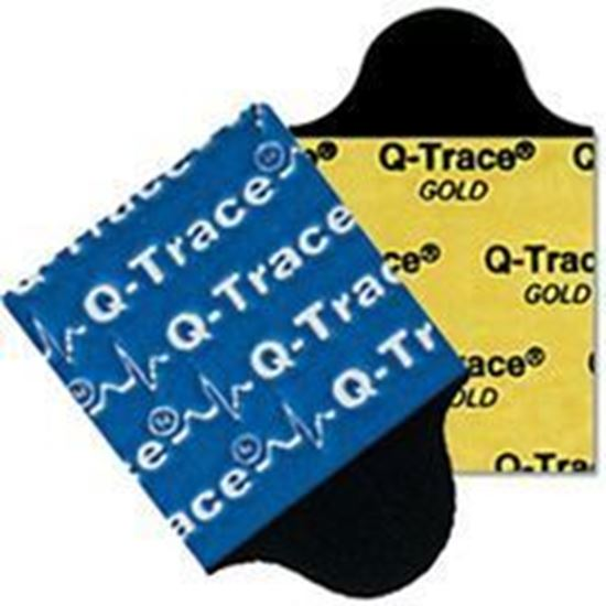 Picture of Kendall™ 5500 Diagnostic Tab Electrodes, Q-Trace Gold