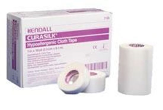 "Picture of Kendall™ Hypoallergenic Silk Tape, .5"" x 10yds"