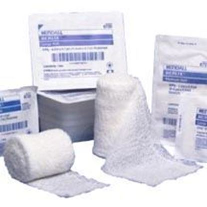"Picture of Kerlix™ Gauze Roll, 100% Cotton, 3 7/16"" x 3 3/16', 6-Ply, Medium, Sterile"