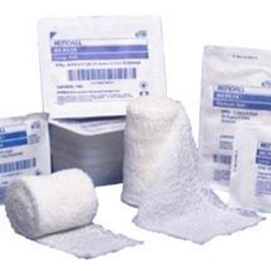"Picture of Kerlix™ Gauze Roll, 100% Cotton, 4 1/2"" x 4 1/8yds, 6-Ply, Large, Sterile"