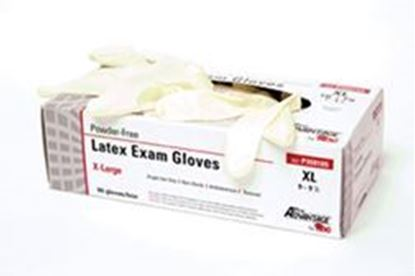 Picture of Pro Advantage® Latex Exam Gloves, Powder-Free, X-Small