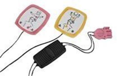 Picture of LIFEPAK CR® Plus Defibrillator Pediatric Electrode