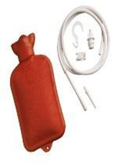 Picture of Mabis® Hot Water Bottle with Combination Douche and Enema System