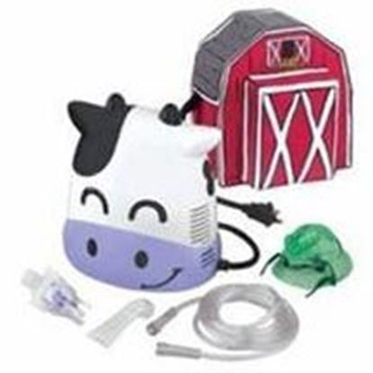 Picture of MABIS® Margo Moo™ Compressor Pediatric Nebulizer