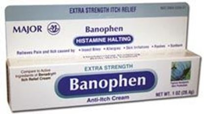 Picture of Major Anti-Itch Cream, Banophen™, 30gm