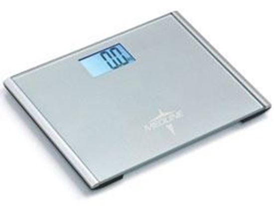 Picture of Medline Digital Step-On-scale 440lbs Capacity