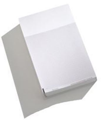 "Picture of Mortara Burdick Assurance 50™ ECG Paper, 8.5"" x 11"", Red Grid, Z-Fold, 300/pd"