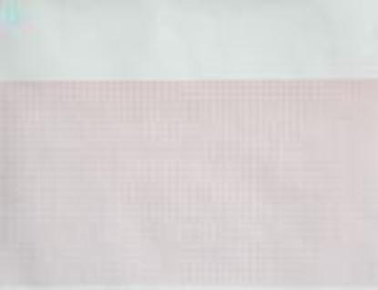 "Picture of Mortara Burdick Heartline® Thermal ECG Paper, 8.5"" x 11"", Red Grid, 200/pd"