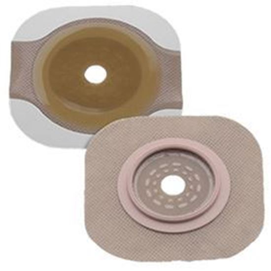 """Picture of New Image Two-Piece Pouching System, (CUT-TO-FIT)  Flange Size 2-1/4"""" (57 mm)"""
