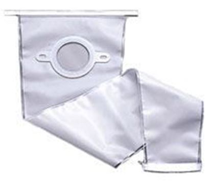 "Picture of Ostomy Irrigation System  Opening Size  3"" (76 mm), Sleeve Length  22"" (56 cm)"