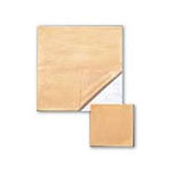 """Picture of Ostomy Skin Barrier  4 x 4"""" (10 cm x 10 cm), HolliHesive"""