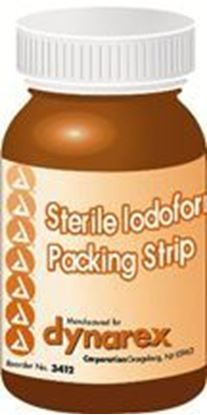 """Picture of Packing Strips, Iodoform, 1/2"""" x 5 yds., Sterile"""