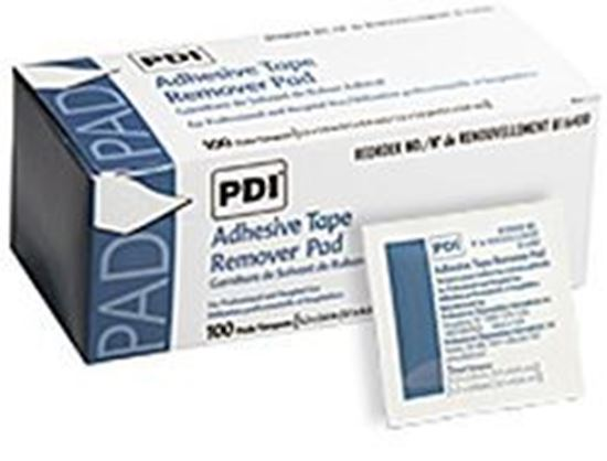 """Picture of PDI Adhesive Tape Remover Pad, 1.25"""" x 2.625"""""""