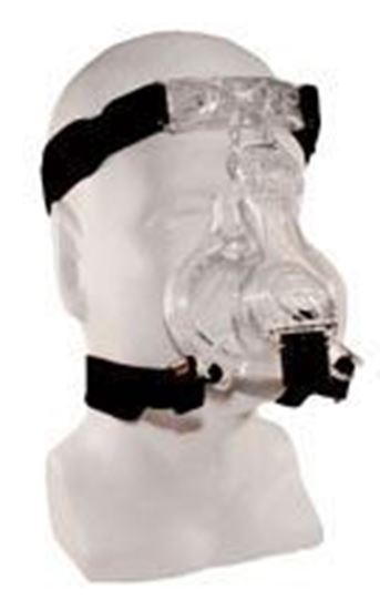 Picture of Philips Respironics ComfortFull 2 Full Face Mask with Comfort Headgear, Large