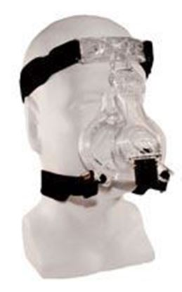 Picture of Philips Respironics ComfortFull 2 Full Face Mask with Comfort Headgear, Medium