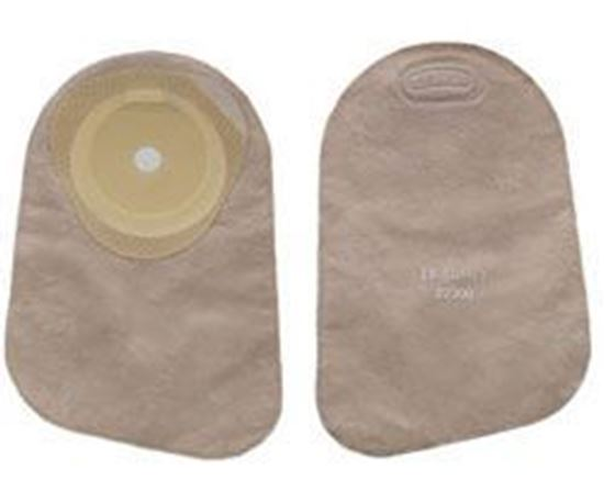 """Picture of Premier One-Piece 9"""" Pouching System, (CUT-TO-FIT) Closed Pouch, Beige"""