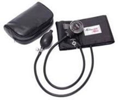 Picture of Premium Pocket Aneroid Sphygmomanometer, Thigh, Black